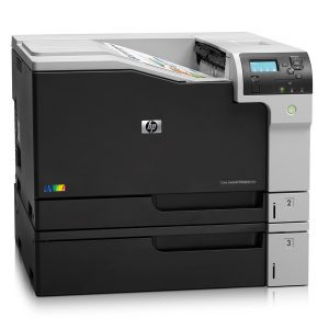 HP Color LaserJet m750dn