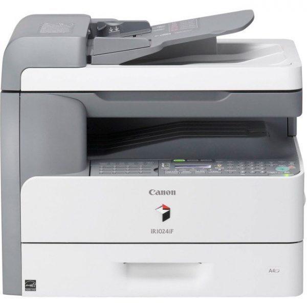 Canon IR 1024iF Stampante laser B/N Multifunzione rete duplex Fax