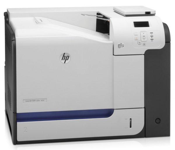 HP LaserJet Pro M551Dn, DUPLEX Network USB, A4 Laser Colori