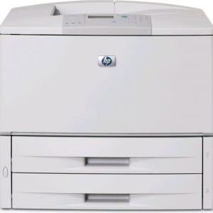 HP LASERJET 9050 DN A3 BIANCO E NERO RETE E DUPLEX AUTOMATICO