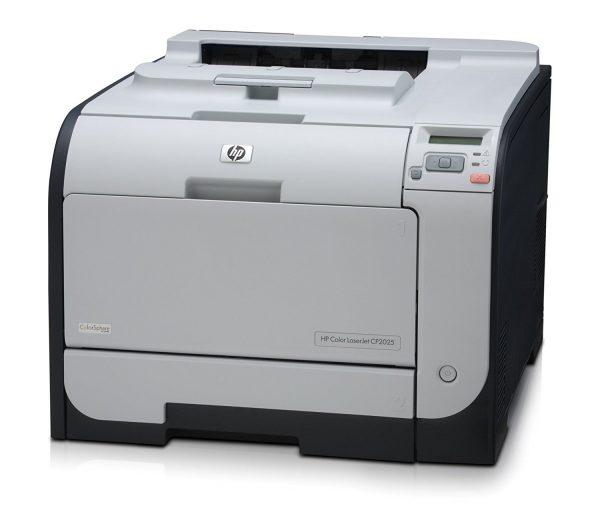 HP Color LaserJet cp2025n cb494a cp2025 Con USB LAN