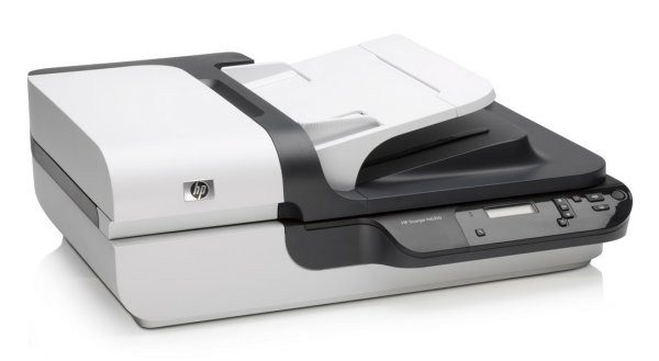 HP SCANJET N6310 GARANZIA / FATTURA