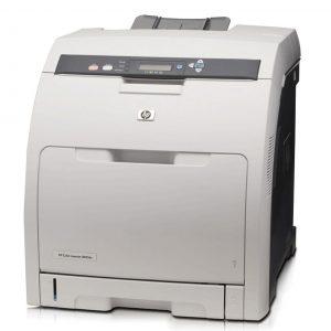 HP Color LaserJET 3800N 3800 A4 COLORI RETE