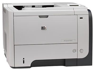 HP LaserJet p3015dn a4 Stampante Laser Duplex 40 Rete USB ce528a FRONTE E RETRO