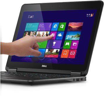 """Dell Latitude E7240 Core i7 4600U 12"""" 8Gb SSD 256Gb usb 3.0 Windows 10"""