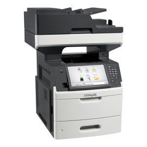 Lexmark MX711DE Multifunzione Laser Bianco e Nero66 PAGINE AL MINUTO