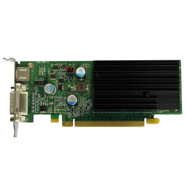 SCHEDA VIDEO GRAFICA PCI EXPRESS 512MB DDR2 NVIDIA GEFORCE 9300 GE DVI DP