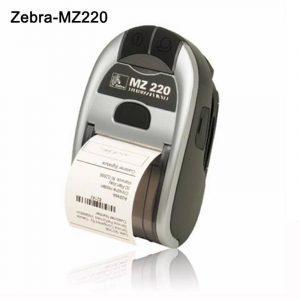ZEBRA Motorola Solutions mz220 STAMPANTE ETICHETTE printer stampante cassa