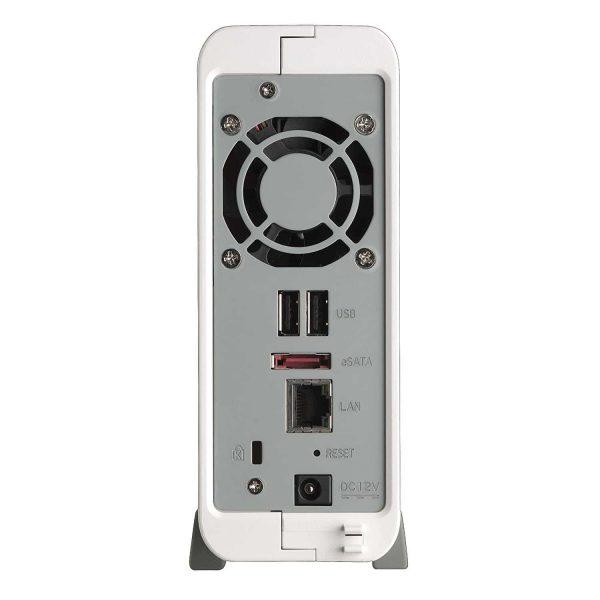 QNAP TS-112P CON HDD 1 TERA per ambienti domestici e SOHO