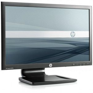 "HP LA2006X 20"" POLLICI led 1600X900 WIDE VGA DVI-D EX DEMO"