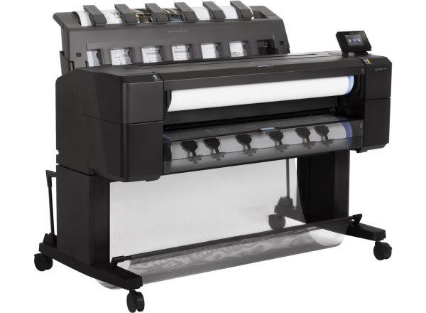 HP Designjet t1500 PostScript ePrinter con 914 mm di larghezza di stampa plotter cr357a