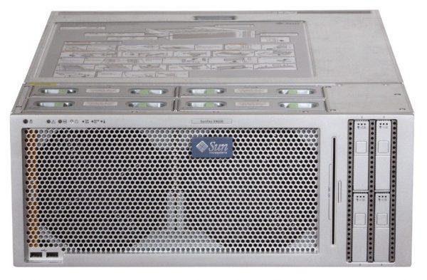 Sun Fire X4600 M2 4x 2.8GHz AMD Opteron 8220 16GB RAM DVD