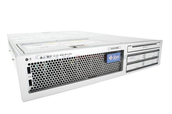 SUN Fire X4200 M2, 2x 2,8 GHz Dual Core, 32GB, 2x 146GB
