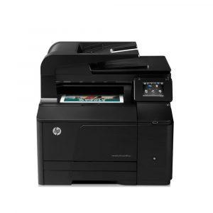 HP LaserJet Pro 200 color m251nw stampante laser a colori rete WIFI USB a4