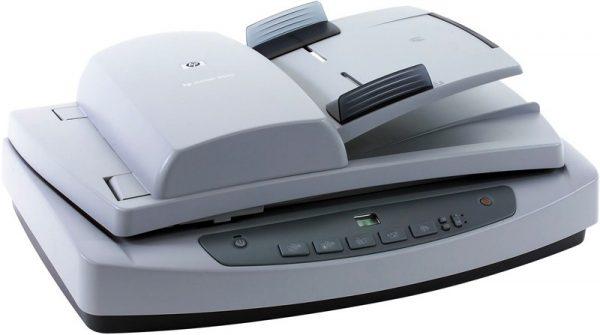 HP SCANJET 7650 5590 DIGITAL SCANNER ADF DUPLEX