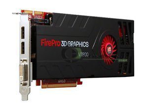 AMD firepro v7800