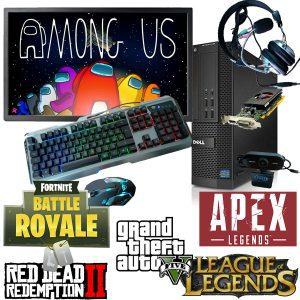 Bundle da gaming completo