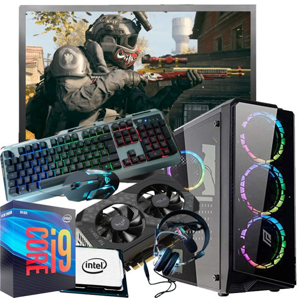 Bundle gaming Intel i9