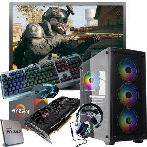 Bundle Pc Gaming Ryzen 5