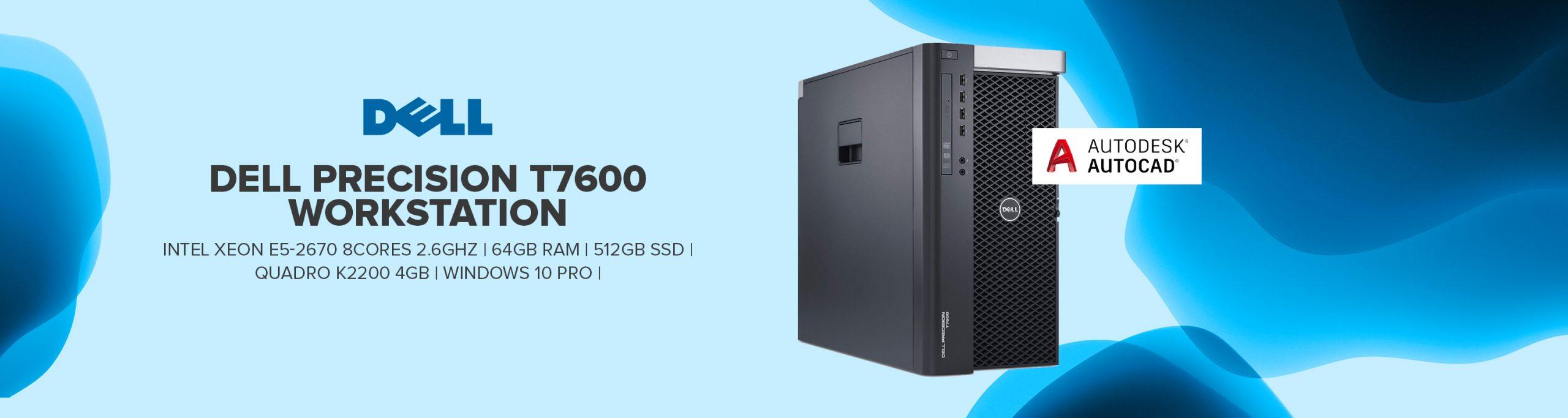 Dell T7600