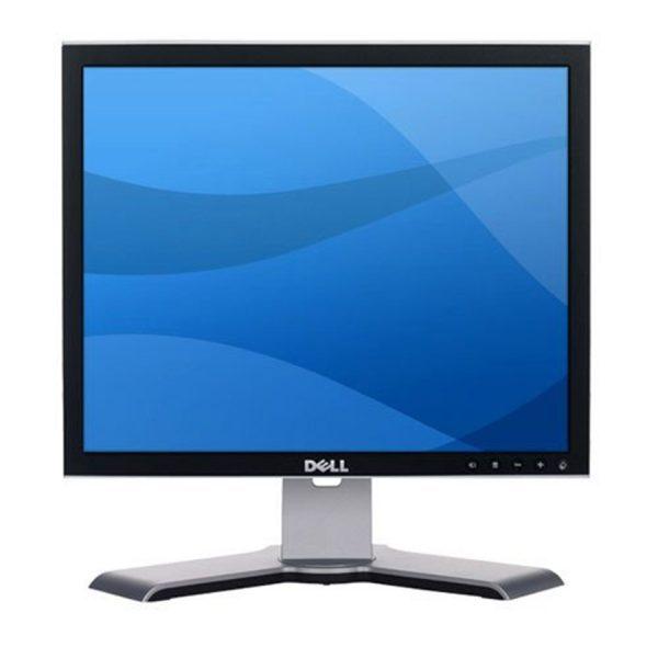 """Dell UltraSharp 1908FP Monitor LCD 19"""" Pollici 1280x1024 Contrasto 80:1 Luminosità 300 cd/m² Tempo di risposta 5ms VGA DVI-D USB"""