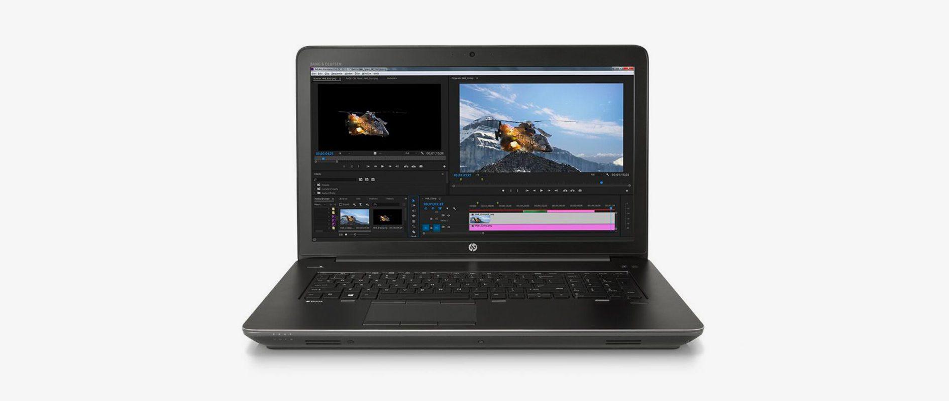 Hp HP ZBook 17