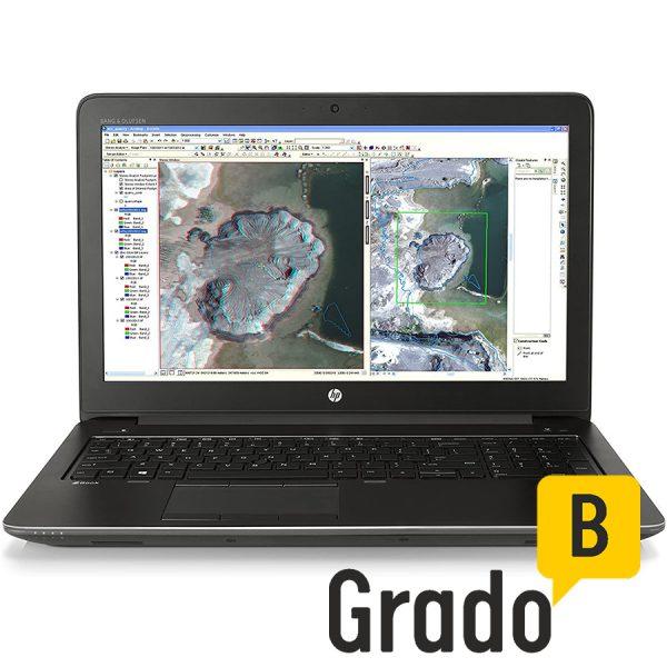 Hp HP ZBook 17 G3 Notebook WorkStation grado b