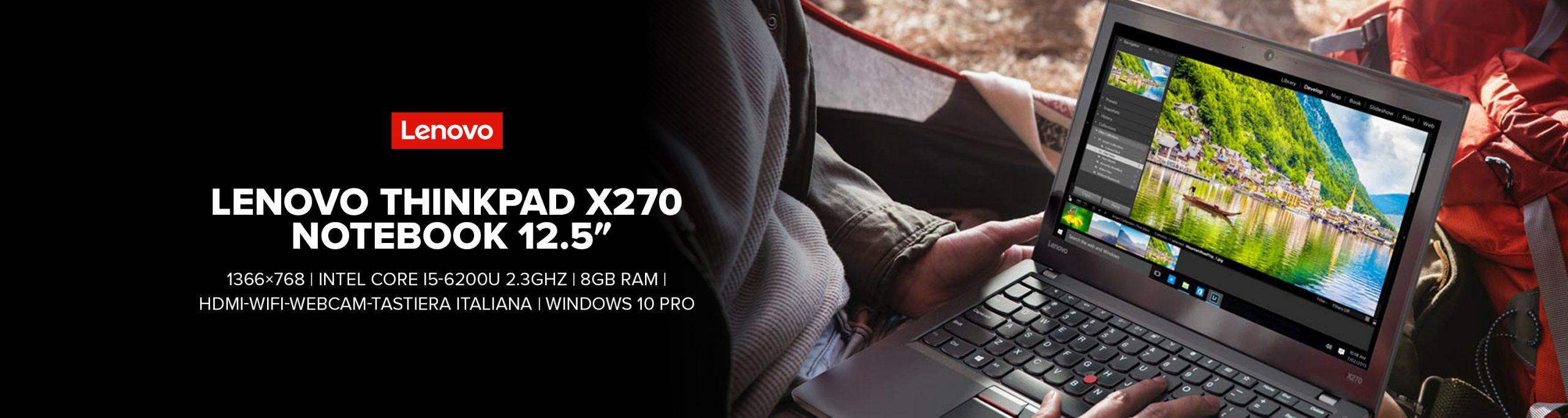 Lenovo ThinkPad X270
