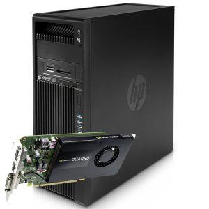HP Z440 Workstation Tower