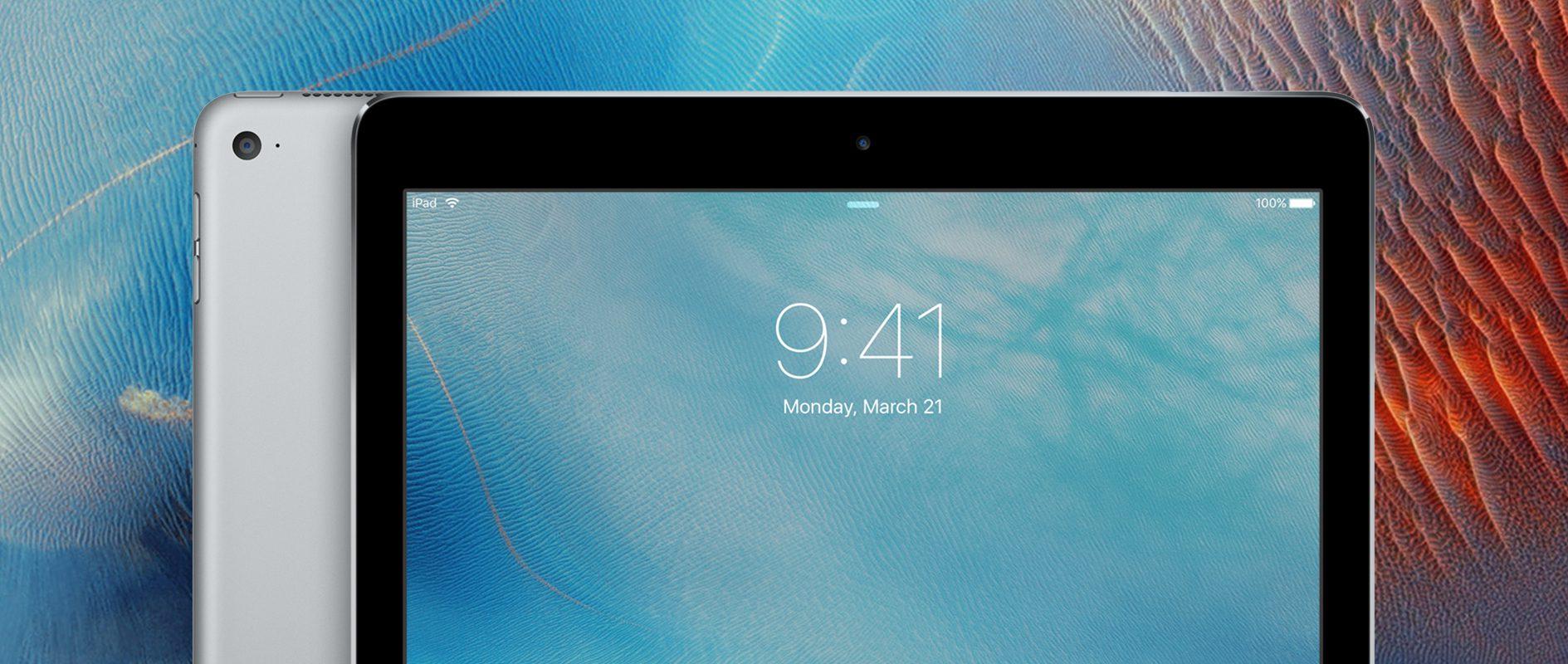 """Apple iPad Pro Tablet 12,9"""""""