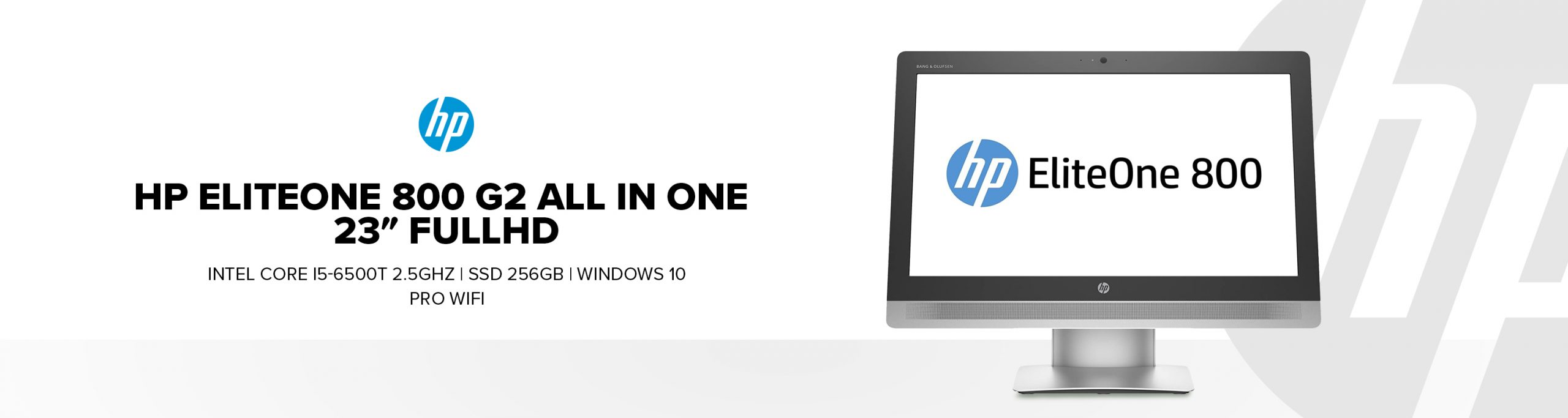 HP 800 G2 All in one