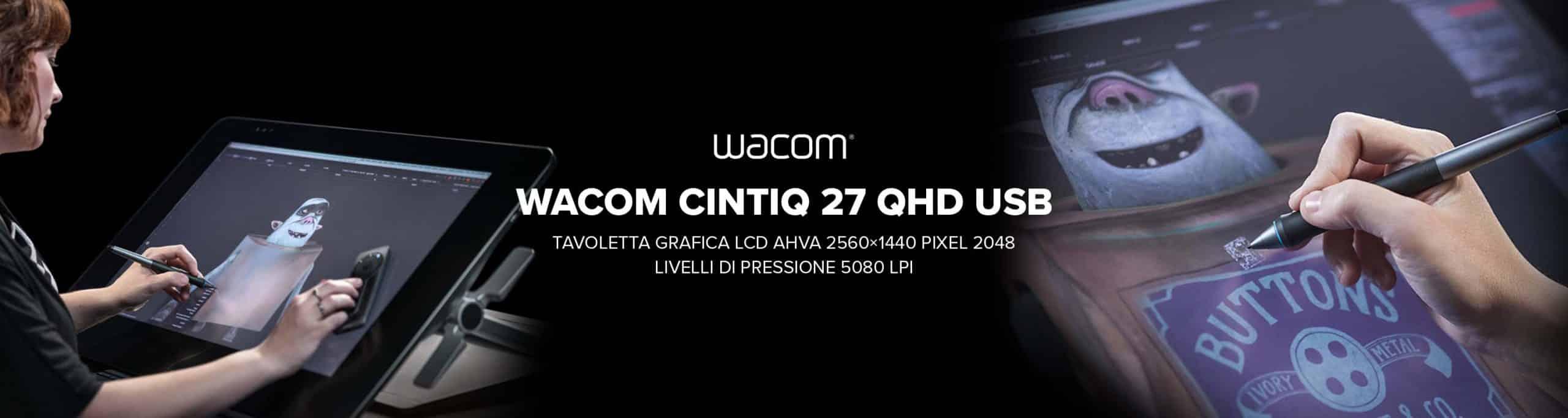 Wacom Cintiq 27