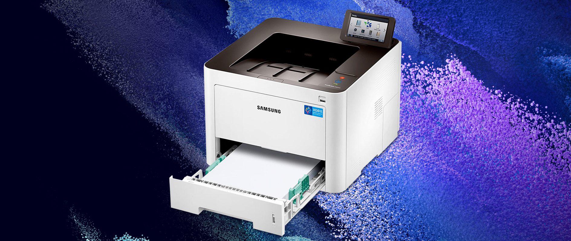 stampante bianco nero