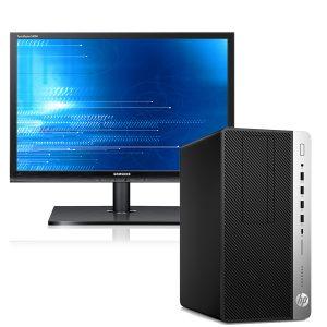 Bundle HP ProDesk 600 G3 MT